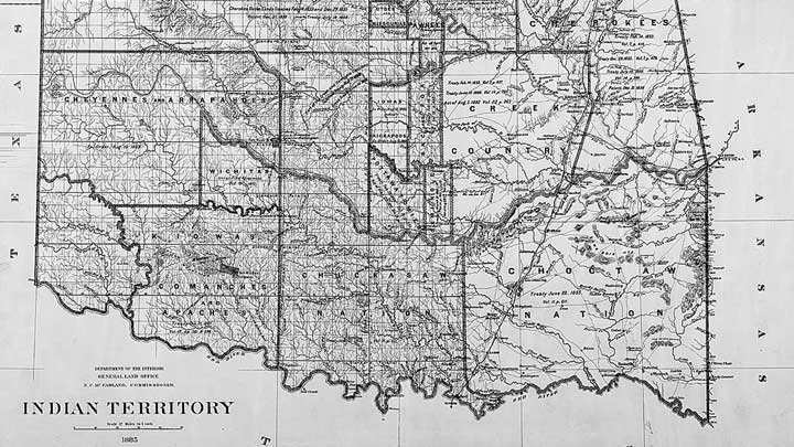 Indian Reservations: A Look Back at the Relocation of Native Americans