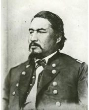 iroquois indian serving union forces in the civil war